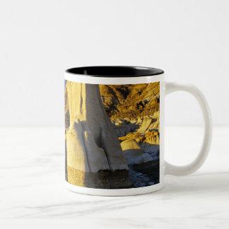 Canada Alberta Drumheller Hoodoos Coffee Mugs
