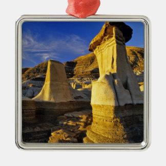 Canada Alberta Drumheller Hoodoos Ornament