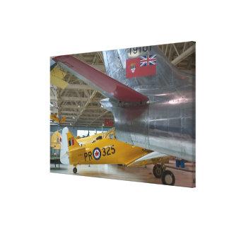 Canada, Alberta, Edmonton: Alberta Aviation 2 Canvas Prints