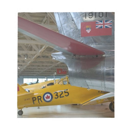 Canada, Alberta, Edmonton: Alberta Aviation 2 Memo Pad