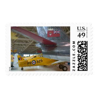 Canada, Alberta, Edmonton: Alberta Aviation 2 Stamp