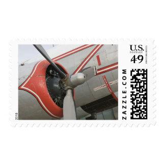 Canada, Alberta, Edmonton: Alberta Aviation Stamp