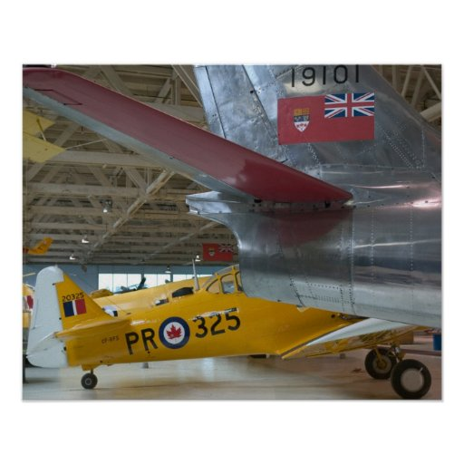 Canadá, Alberta, Edmonton: Aviación 2 de Alberta Impresiones
