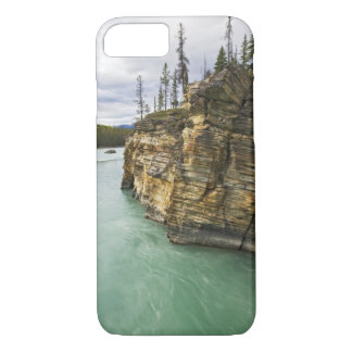 Canada, Alberta, Jasper National Park, Athabasca iPhone 7 Case