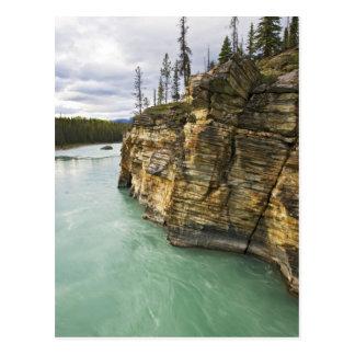 Canada, Alberta, Jasper National Park, Athabasca Post Card