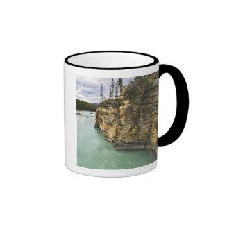 Canada, Alberta, Jasper National Park, Athabasca Ringer Mug