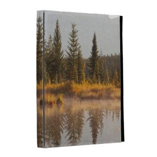 Canada, Alberta, Jasper National Park iPad Folio Case