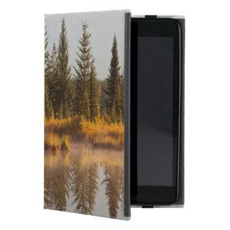 Canada, Alberta, Jasper National Park Cover For iPad Mini