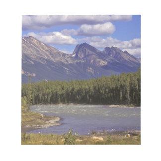 Canada, Alberta, Jasper National Park. Large Notepad