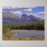 Canada, Alberta, Jasper National Park. Large Poster