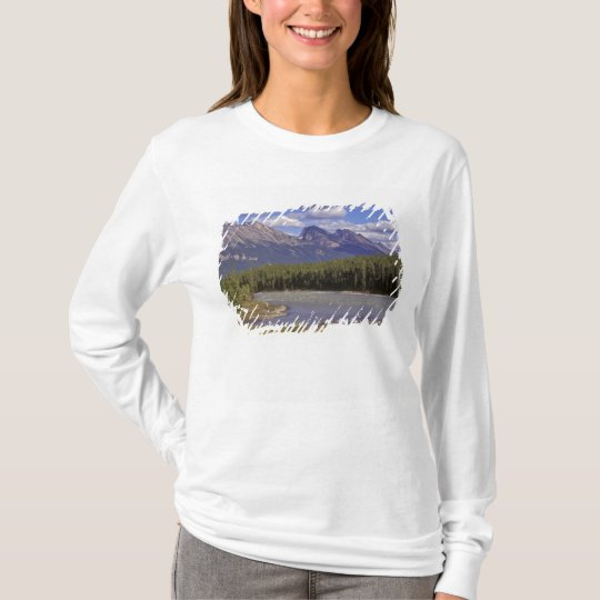 Canada, Alberta, Jasper National Park. Large T-Shirt
