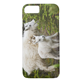 Canada, Alberta, Jasper National Park, Mountain iPhone 8/7 Case
