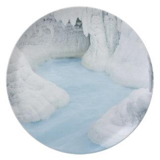 Canada, Alberta, Jasper National Park. The Melamine Plate