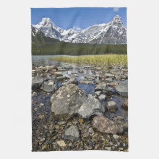 Canadá, Alberta, montañas rocosas, nacional de Toalla De Mano