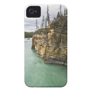 Canadá, Alberta, parque nacional de jaspe, Funda Para iPhone 4 De Case-Mate