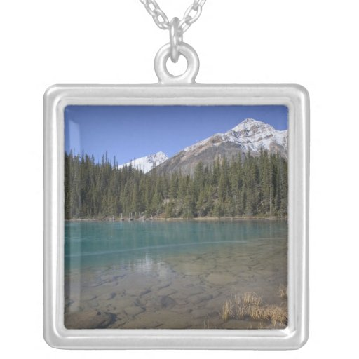 Canadá, Alberta, parque nacional de jaspe: JASPE, Colgante Cuadrado