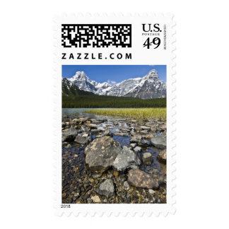 Canada, Alberta, Rocky Mountains, Banff National Stamps