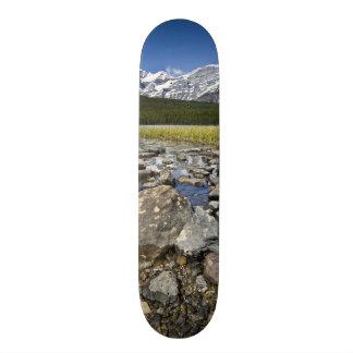 Canada, Alberta, Rocky Mountains, Banff National Skateboard