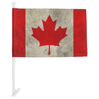 Canada and USA Decorative Car Flag