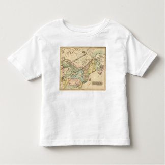 Canada andc t shirt