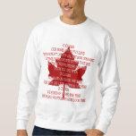Canada Anthem Sweatshirt Souvenir Canada Shirts