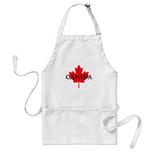 CANADA Apron