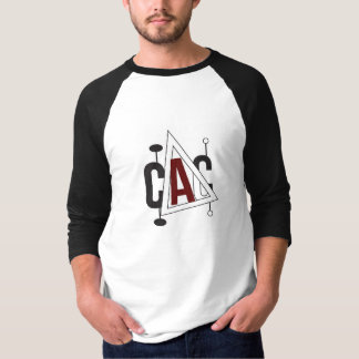 Canada Arts Connect logo 3/4 sleeve shirt