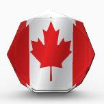 """Canada Award<br><div class=""""desc"""">Flag of Canada.</div>"""