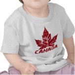 Canada Baby Shirt Canada Souvenir Baby T-shirts