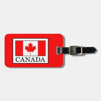 Canada Bag Tag