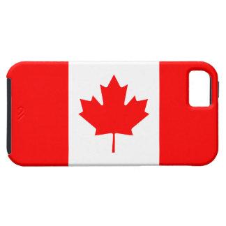 Canadá - bandera canadiense iPhone 5 Case-Mate coberturas