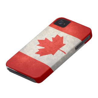 Canadá; Bandera canadiense iPhone 4 Protector