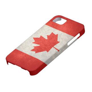 Canadá; Bandera canadiense iPhone 5 Case-Mate Cobertura