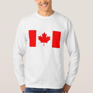 Canadá - bandera canadiense playera