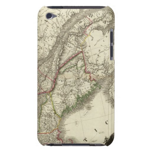 Canadá Barely There iPod Protector