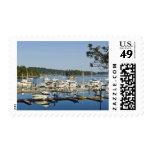 Canada, BC, Gulf Islands, Salt Spring Island, Postage Stamp
