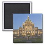 Canada, BC, Victoria, BC Legislature Building at Fridge Magnets