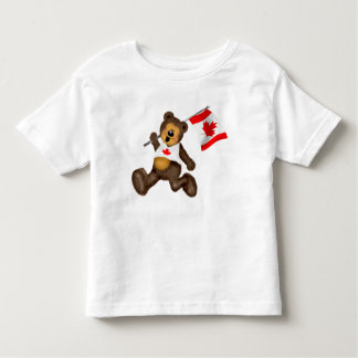 Canada-beary Toddler T-shirt