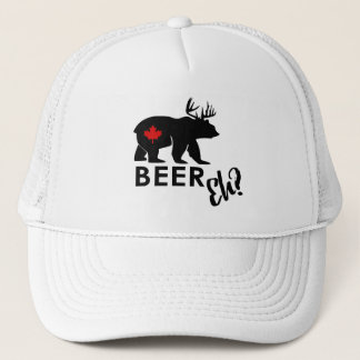 Canada beer eh? bear hat Lighthouse Route""
