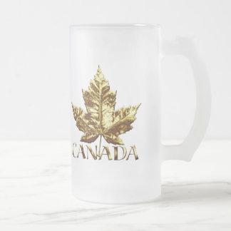 Canada Beer Mug Gold Medal Canada Souvenir Glasses