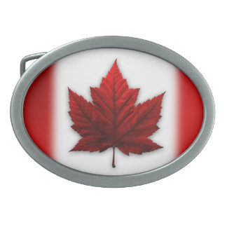Canada Belt Buckle Canadian Flag Souvenir Buckles