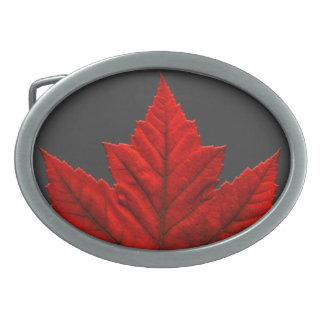 Canada Belt Buckle Canadian Maple Souvenir Buckles