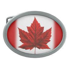 Canada Belt Buckle Cool Canadian Souvenir Buckles
