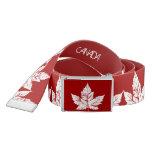 Canada Belts Cool Canada Flag Souvenir Belts