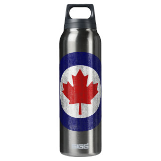 CANADA BEVERAGE BOTTLE 16 OZ INSULATED SIGG THERMOS WATER BOTTLE