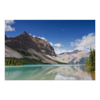 Canada - Bow Lake poster