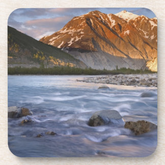 Canada, British Columbia, Alsek River Valley. 2 Coaster