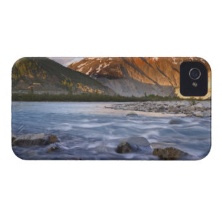 Canada, British Columbia, Alsek River Valley. 2 iPhone 4 Case