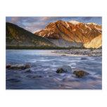 Canada, British Columbia, Alsek River Valley. 2 Postcard