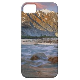 Canada, British Columbia, Alsek River Valley. iPhone 5 Covers